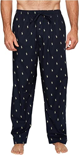 Polo Ralph Lauren - Big All Over Pony Player Woven Pants