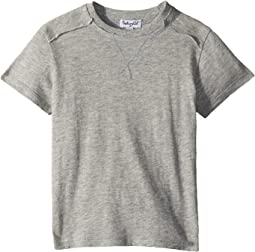 Splendid Littles - Basic Short Sleeve Tee (Toddler/Little Kids/Big Kids)