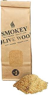 Smokey Olive Wood 300mL, serrín de Madera para ahumar, 50% Olivo y 50%