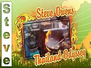 Steve Owens Thailand Odyssey