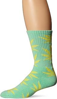HUF Men's Plantlife Crew Socks