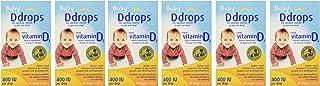 Ddrops Baby Drops滴剂 6盒装