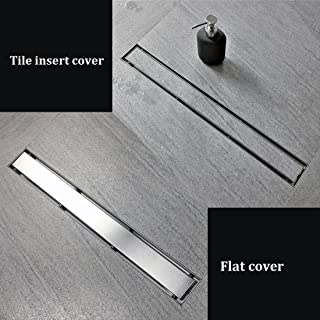 tile top linear drain