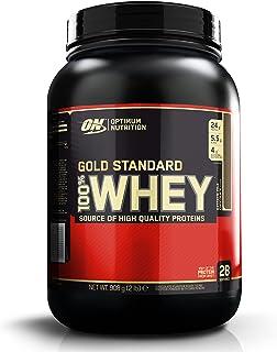 OPTIMUM NUTRITION GOLD STANDARD 100% Whey Protein Powder, Extreme Milk Chocolate, 2 Pound