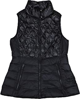 Calvin Klein Womens Fall Down Outerwear Vest
