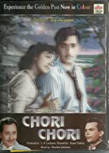 Chori Chori Hindi DVD in Color Fully Boxed Experience the Golden Past in Color