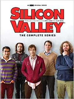 Silicon Valley: The Complete Series (DVD)