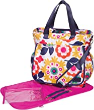 Trend Lab French Bull Tote Diaper Bag, Sus
