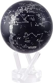 MOVA Constellations Globe Black and Silver 4.5