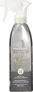 Method Steel for Real Stainless Polish -- 12 fl oz