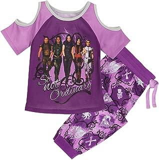 Descendants 3 Sleep Set for Girls Size Multi