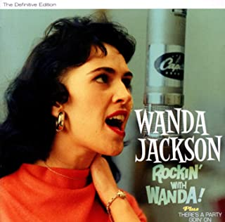 Rockin' With Wanda! + There's A Party Goin' On + 6(import)