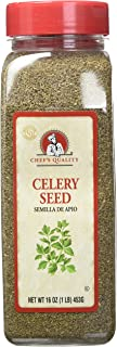 Chef's Quality Celery Seeds, 16 Ounce