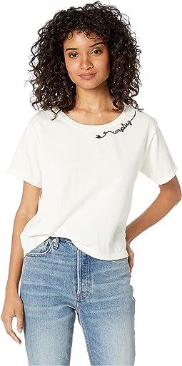 Unplug Boxer T-Shirt