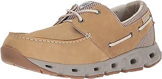 حذاء PFG Boatdrainer III للرجال من Columbia مقاوم للماء وجيد التهوية