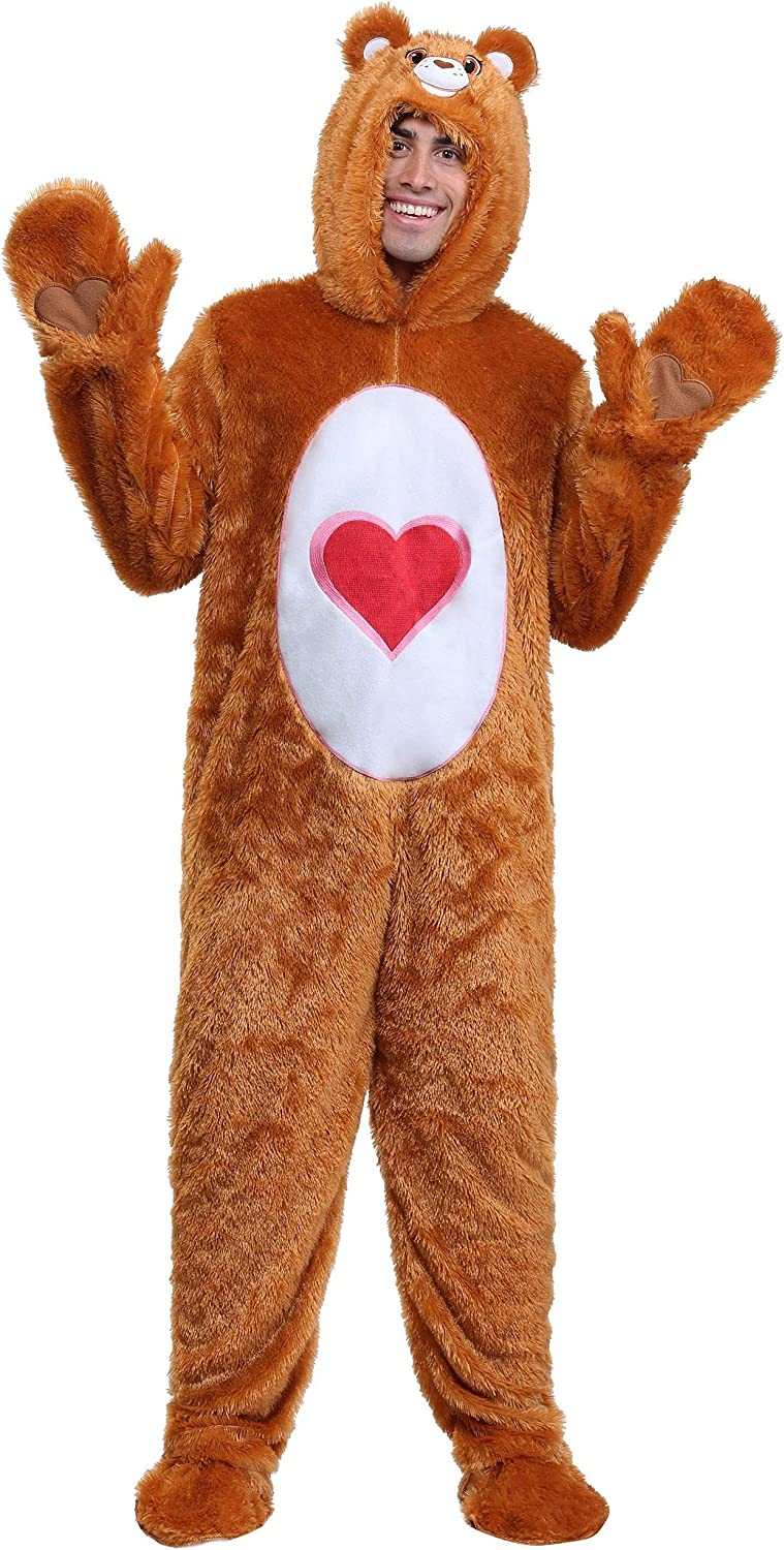 Luxury Adult Plus Dealing full price reduction Size Classic Tenderheart Costume Care Bears