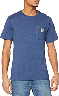 Carhartt Pocket Short-Sleeve T-Shirt Camiseta para Hombre