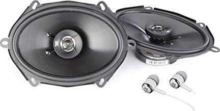 "$30 » JBL Stage 8602 360W Max (120W RMS) 6"" x 8"" 4 ohms Stage Series 2-Way Coaxial Car Audio Speakers (Renewed)"