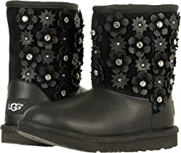 UGG Kids - Classic Short II Petal (Little Kid/Big Kid)