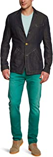 ESPRIT Men's Reverse Collar Long - Regular Jacket