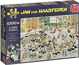 Jan Van Haasteren The Cattle Market