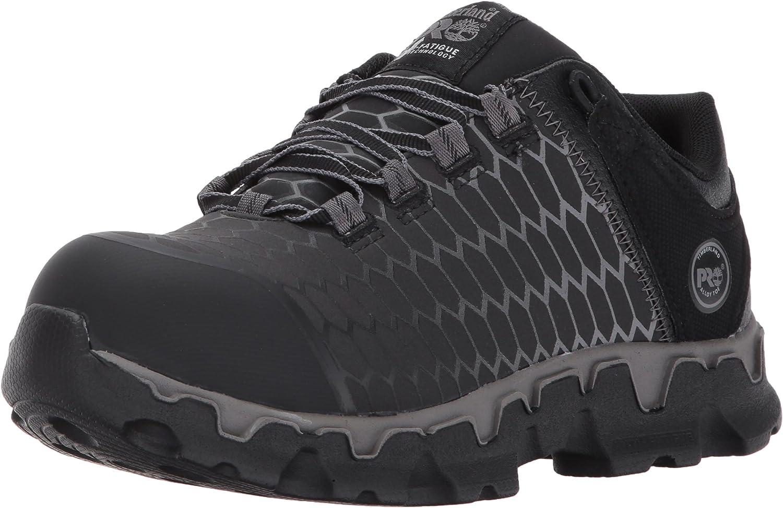 Timberland Fees free PRO Women's Powertrain Sport Bl Alloy Shoe Toe 5 popular Safety