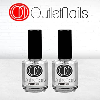 Pack 2 Primer 15ml para uñas de gel/uñas acrilicas/sin acidos/Primer uñas acrílicas/Primer uñas esculpidas: Amazon.es: Belleza