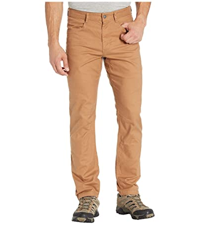 The North Face Relaxed Motion Pants (Cargo Khaki) Men