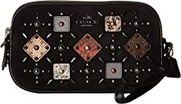 COACH - Crossbody Clutch with Prairie Rivets