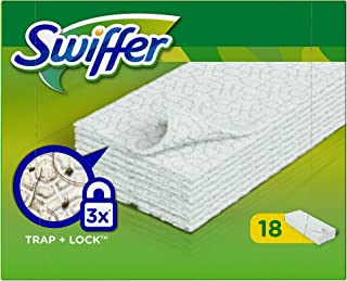 Swiffer, for Cleaning Cloths, Pack of 18