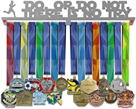 VICTORY HANGERS doen of niet, er is geen proberen medaille Hanger Display MALE