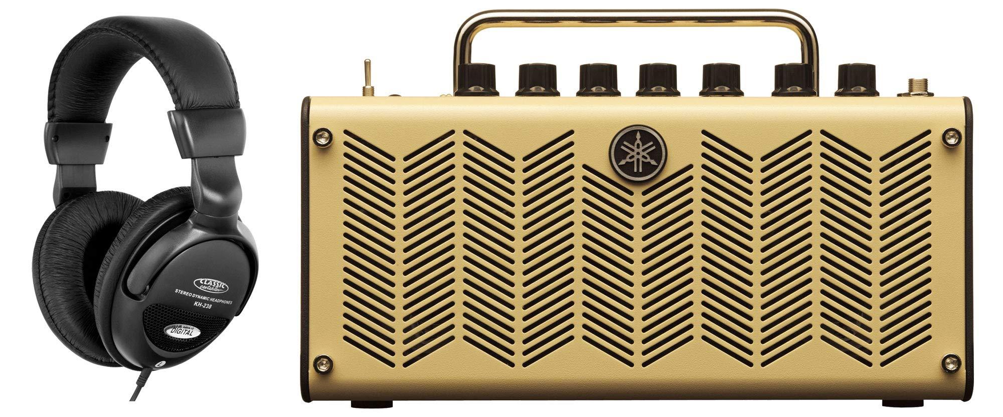 Yamaha THR5 Amplificador para guitarra eléctrica (Auriculares ...