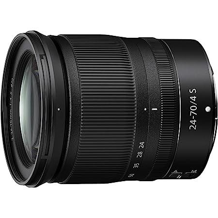 NIKON NIKKOR Z 24-70mm f/4 S Standard Zoom Lens for Nikon Z Mirrorless Cameras
