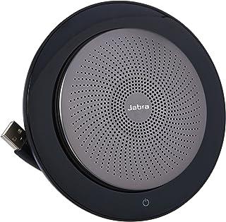 $291 » Jabra Speak 710 UC Wireless Bluetooth Speaker for Softphone and Mobile Phone – Easy Setup, Portable Speaker for Holding Me...