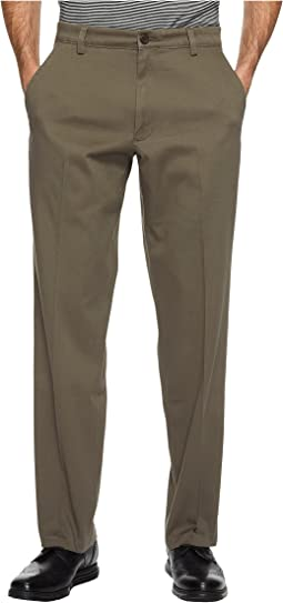 Easy Khaki D2 Straight Fit Trousers