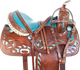Amazon com: Barrel - Saddles / Saddles & Accessories: Sports