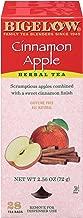 bigelow cinnamon apple tea