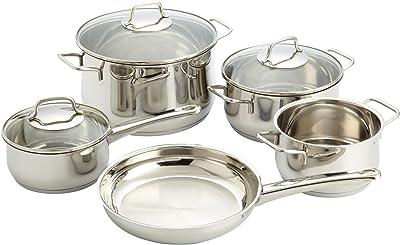 WMF Collier Cookware Set, 8-Piece
