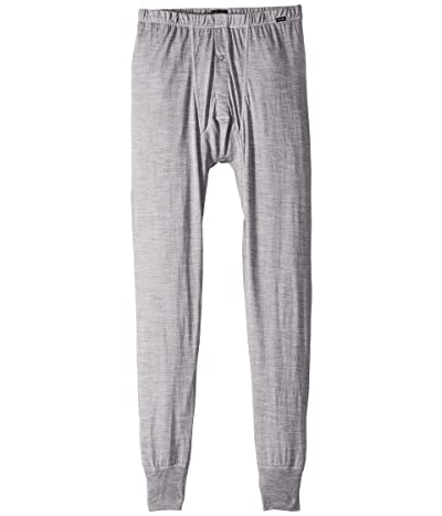 Hanro Light Merino Long Leg Pant (Silver) Men