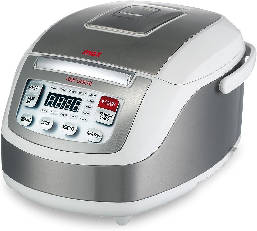 Max italia, macchina per cucinare