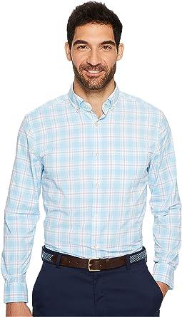 Montauk Point Plaid Classic Tucker Shirt
