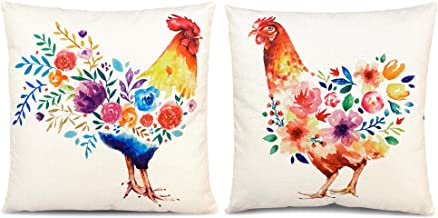 Amazon Com Rooster Pillows