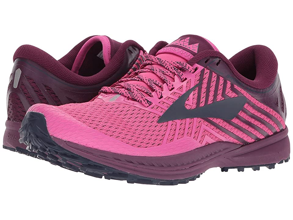 Brooks Mazama 2 (Pink/Plum/Navy) Women