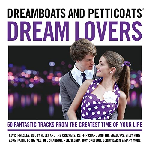 e102c196385ad5 Dreamboats And Petticoats - Dream Lovers by Various artists on ...