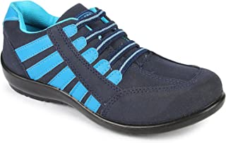 Gliders (from Liberty) Women's Gargi-01 Blue Track and Field Shoes