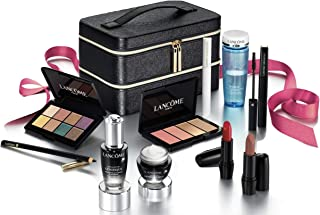 Lancome 2018 Holiday Beauty Box in GLOW Collection, 10 Full Size Best Sellers Favorites Set