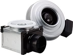 Fantech PB 110L7 110 CFM Bath Fan 7W Dimmable LED Light, Energy Star, Wet Location, 4
