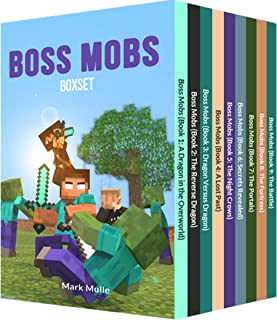 Boss Mobs: The Best Unofficial Minecraft Stories For Kids / Minecraft Box Set