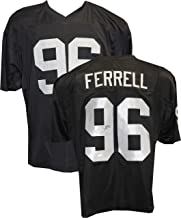 Authentic Clelin Ferrell Autographed Signed Jersey (JSA COA) Oakland Raiders DT