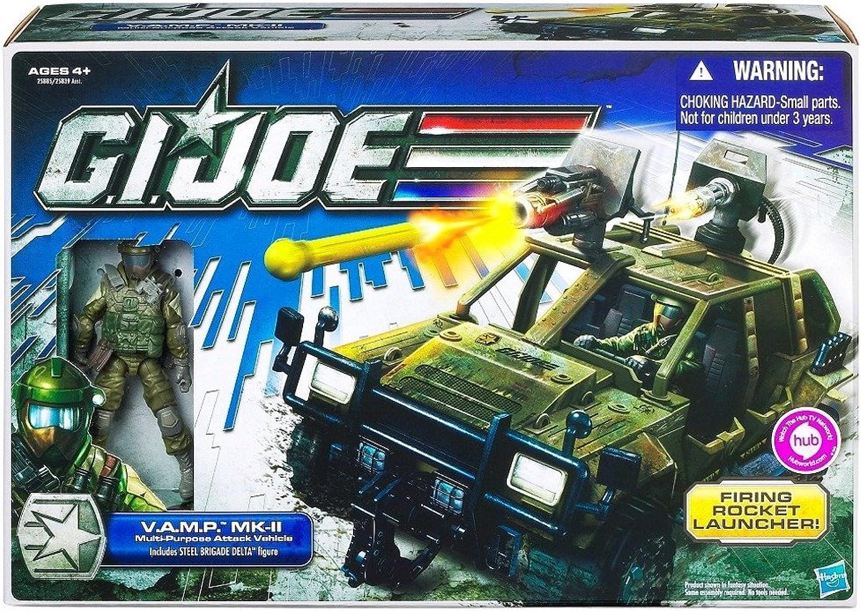 G  I  Joe Gi Joe Gij Joe Joe Joe V A M P  MkIi MultiPurpose Attack